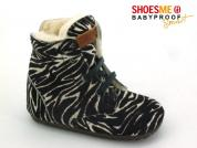-SHOESME BP9W023-I Zebra